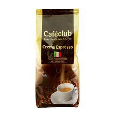 Deze lekkere espresso is UTZ gecertificeerd.De naam Caféclub als afzender mag dan minder bekend zijn, de kwaliteit van deze Espresso Classico is alles behalve bescheiden. €8.99