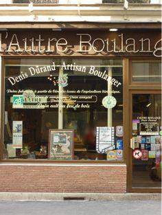 """""""L'Autre Boulange"""", 43 rue de Montreuil  75011 Paris."""