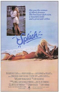 Splash - Una sirena a Manhattan, in onda domenica 28 ottobre alle 21:10 su Rai Movie.