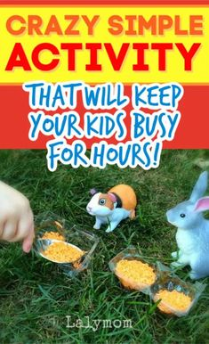 This easy prep activity for kids from LalyMom offers fine motor skills practice and tons of pretend play fun! Encourage your little ones to use their imaginations and work on their fine motor skills with this invitation to play Pet Shop. They'll love this life skills creative motor skills practice opportunity. Play Therapy Activities, Fine Motor Activities For Kids, Calming Activities, Motor Skills Activities, Fine Motor Skills, Learning Activities, Preschool Activities, Toddler Preschool, Learning Toys