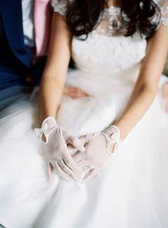 Luvinhas de noiva #acessorio #casamento