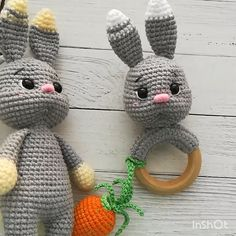 Амигуруми Amigurumi crochet patterns Bunny toy and Bunny rattle Set of 2 PDF files Muster Amigurumi Bunny Crochet files patterns PDF rattle Set Strickohrwärmer Muster frei Toy АМИГУРУМИ Giraffe Crochet, Crochet Bunny Pattern, Easter Crochet Patterns, Crochet Dolls Free Patterns, Crochet Baby Toys, Crochet Rabbit, Crochet Patterns Amigurumi, Amigurumi Doll, Crochet Doll Dress
