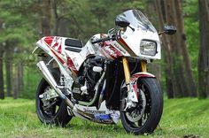 kawasaki gpz900r racer - Google zoeken