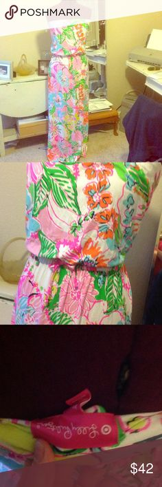 Target limited edition maxi dress