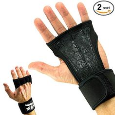 Mava Sports Cross Training Gloves with Wrist Support for WODs,Gym Workout,Weightlifting & Fitness-Silicone Padding, No Calluses-Suits Men & Women-Weight Lifting Gloves for a Strong Grip - Best Sports Tips Barbell Weights, Gym Weights, Parkour Workout, Gymnastics Grips, Workout Gloves, Gym Gloves, Boxing Gloves, Workout Gear, Best Gloves
