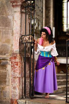 Esmeralda / Jorobado de Notre Dame
