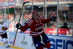 Gallery: Nicklas Backstrom and Alex Ovechkin Through the Years - Japers' Rink