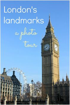 My photo tour of some of London's landmarks - a drive around the city, introducing my daughter to some of the capital's most historic and iconic buildings from Buckingham Palace to Big Ben and Westminster, the London Eye, Monument and St Paul's, with a few lessons for myself along the way.