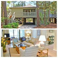 Situated on a lovely lagoon, 1045 Sparrow Pond offers its guests an opportunity to watch for alligators, egrets, blue heron and deer from the cozy, screened-in porch or the deck with a gas grill. Perfect for that 5 o'clock cocktail hour! New designer living room furniture, new beds and linens, custom draperies and new bedroom carpets add to the comfort of this beautifully maintained, 3-bedroom, 2-bathroom home.
