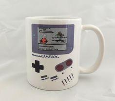 Hey, I found this really awesome Etsy listing at https://www.etsy.com/listing/178115708/gameboy-mug