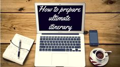"""I want to share some basic tricks for your upcoming trip for the year 2017. Hence, I decided to write the very 1st post of 2017 on """"How to prepare the ultimate itinerary?""""which helps you save the money and time. I hope you all had a great celebration for welcoming 2017 and you all are …"""