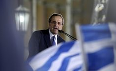 ATHENS — It took months for international finance officials to piece together a bailout that was acceptable to Greek leaders. But it took voters just 12 hours at the polls to deal it a hard blow, leaving Greece on Monday at renewed risk of being pushed off the euro currency once and for all. Europe's top leaders gave no indication Monday that they would allow Greece any wiggle room, and one, Austrian Chancellor Werner Faymann, warned of the possibility of Greece exiting the euro zone.