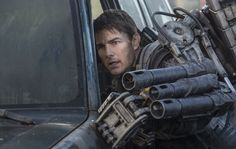 Directed by Doug Liman.  With Tom Cruise, Emily Blunt, Bill Paxton, Brendan…