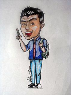Caricatura minha