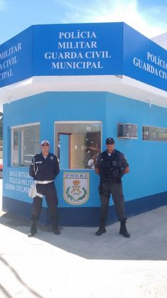 CABO FRIO – Base Integrada da Polícia Militar e Guarda Civil Municipal é inaugurada em Cabo Frio | Jornal Noticias de São Pedro da Aldeia