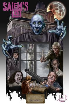 Salem's Lot, got to be in my top 5 of films, I love it.