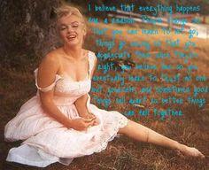 Marilyn Monroe...<3