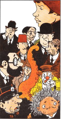 Jacques Tardi avant « Adèle Blanc-Sec »   BDZoom.com Bilal, Adele, Graphic Novel Art, Ligne Claire, Morris, Bd Comics, Classic Comics, Comic Styles, Illustrations And Posters