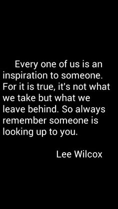 Role model quotes on pinterest model quotes role models and quotes