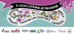 Instituto Cultural de Escritores do Brasil - ICEIB: 8ª Festa Literária de Pirenópolis - GO, de 18 a 20...