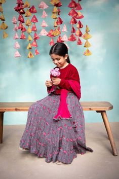 Check out the best designer labels and online stores which sells the cutest Indian wear for kids. Wedding wear for kids, ethnic wear for kids, kidswear. Jacket Lehenga, Kids Indian Wear, Wear Store, Groom Wear, Bridal Lehenga, Wedding Wear, Traditional Outfits, Kids Wear, Wedding Season
