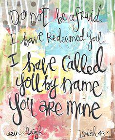 inspirational art scripture art bible verse Isaiah by erin leigh Scripture Wall Art, Bible Verse Art, Bible Verses Quotes, Bible Scriptures, Godly Quotes, Bibel Journal, Encouragement, A Course In Miracles, Favorite Bible Verses