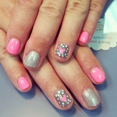 Baby girl nails oh baby pinterest baby girl nails girls baby shower nail art for a client that is about to pop cant wait to meet your baby girl thanks for coming in gel manicure done at in vancouver wa prinsesfo Gallery