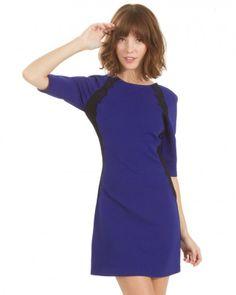 SugarLips Blue Strikes Dress at Viomart.com