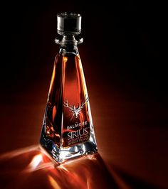 In 2009 The Dalmore distillery has announced the launch of one of its most prized whiskies – the Sirius – with a price of £10,000 per bottle. The Dalmore's 1951 Sirius Vintage is a single-cask, single malt whisky, with a cask strength of 45%. It will only be available to private buyers and through a limited network of World Duty Free stores.
