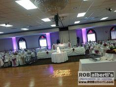 Wedding Lighting Portuguese Club in Chicopee MA Wedding -  www.robalberti.com20131005_124434