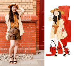 Let's go traveling! (by Nancy Zhang) http://lookbook.nu/look/2067999-Let-s-go-traveling