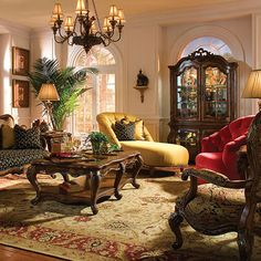 Charmant Palais Royale®| Michael Amini Furniture Designs | Amini.com Living Room  Sets,