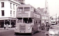1950s birmingham uk - Google Search Bedford Buses, Birmingham England, Double Decker Bus, Red Bus, English Heritage, West Midlands, Busses, 1950s, Transportation