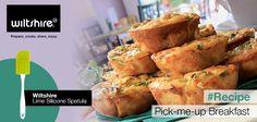 BRILLIANT BREAKFAST CUPCAKES. Full recipe here: https://www.facebook.com/wiltshiresa