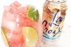14 La Croix Mocktails to Sip by the Pool This Summer via Brit + Co