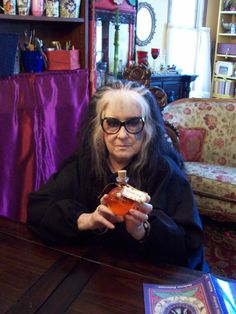 hallow eve potion spell by laurie cabot only 8 left !!!  www.theofficialwitchshoppe.net