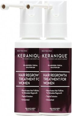 Formulated for women to treat hair loss, it is clinically-proven to stimulate hair follicles and regrow fuller hair. Two month supply. #ArganOilForHairLoss Underarm Hair Removal, Electrolysis Hair Removal, Remove Unwanted Facial Hair, Unwanted Hair, Hair Follicles, Hair Regrowth, Oil For Hair Loss, Hair Loss Shampoo, Fuller Hair
