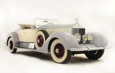 Rolls-Royce Phantom I Playboy Roadster makes $180,000 at Coys auction