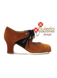 Zapatos flamenco Arco