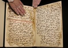 World's Oldest Muslim Holy Book Predates Official Founding Of Islam. The world's oldest Quran may predate the accepted founding date of Islam by the Muslim prophet Muhammad, according to radiocarbon dating carried out by experts at the Univ of Oxford. The U.K. researchers said the Quran fragments found last month were created betw the years 568 A.D. & 645 A.D. Muhammad is said to have founded Islam sometime after 610 A.D. The fragments written on either sheepskin or goatskin were part