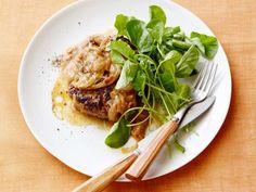 Rachael's Salisbury Steak Dinner