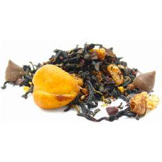 Toffee Chocolate Hazelnut Black Tea Blend