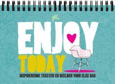 Enjoy today - Berge, Marieke ten & Marcel Flier