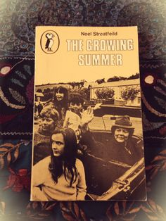 A favourite book when I was growing up.  The Growing Summer by Noel Streatfeild