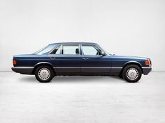 1989 Mercedes-Benz S-Class 560 SEL (W126) Mercedes W126, Mercedes Benz Cars, Benz S Class, Classic Mercedes, Cars And Motorcycles, Classic Cars, Automobile, Friends, Motors