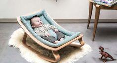 Charlie Crane - minimalist, Scandinavian-inspired baby furniture
