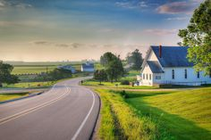 Iowa, mile for mile, offers some of the most beautiful sights in the country. Take one of these 12 road trips to enjoy the beautiful scenery found in Iowa.