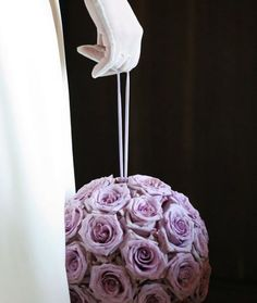 Fotogallery Bouquet Sposa 2012: Borsetta, Bracciale o Sfera. - Foto 12 - Donnaclick