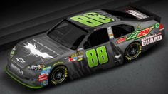 Dale Earnhardt Jr.'s car to showcase Batman paint scheme at Michigan - NASCAR - Sporting News
