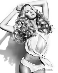 Long blonde waves    Hairstyle by: Ian Davies  Hairstyle picture by: Jack Eames  Salon: Ocean Hairdressing  Location: Cardiff